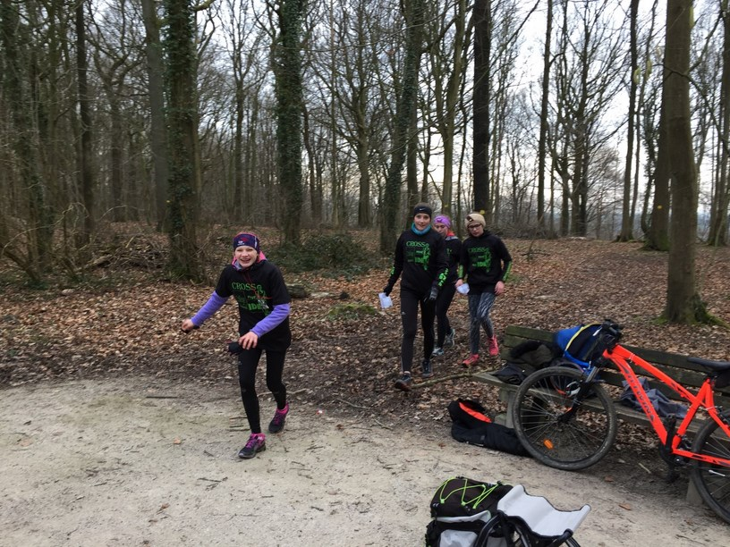 Raid course orientation Olhain 07022018 1